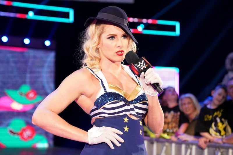 Lacey Evans Thinks She Could Be Pregnant With WWE Colleague Seth Rollins! 2