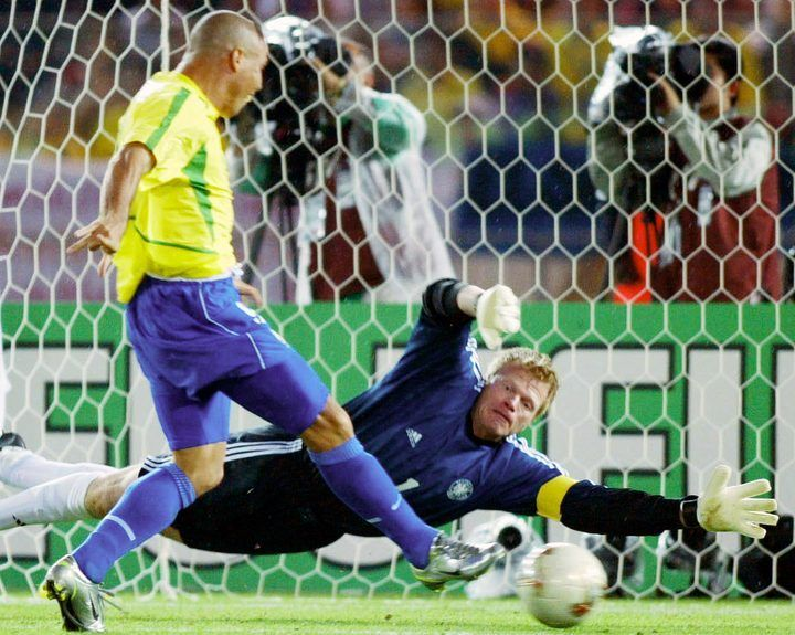 Kahn accidentally gifted Ronaldo a chance he didn