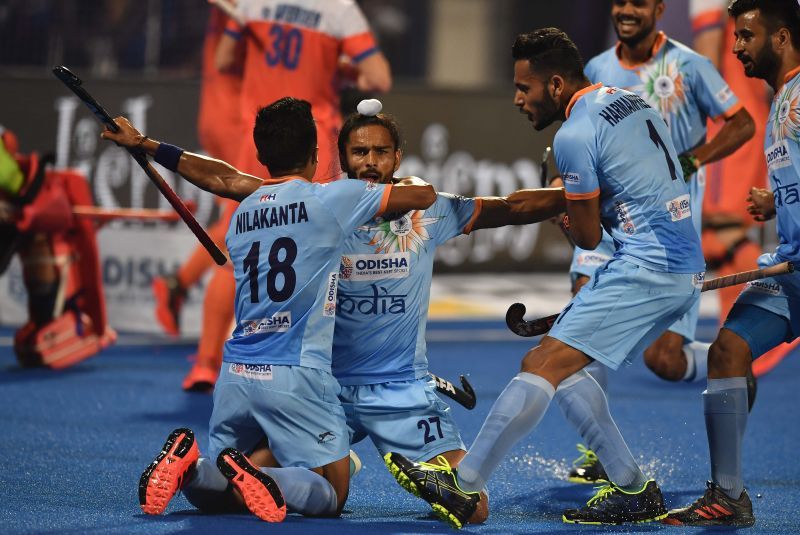 The Indian team is again coming of age.