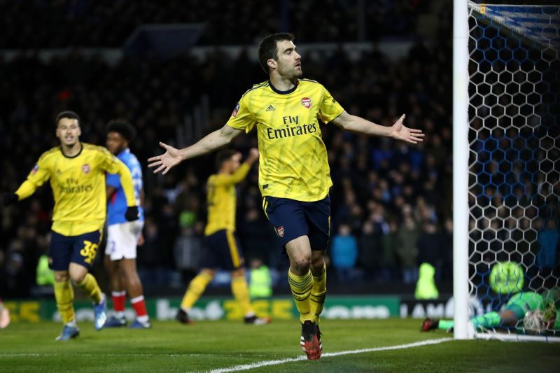 Papastathopoulos has been a decent performer for Arsenal since arriving from Dortmund.