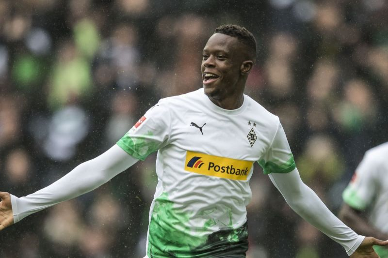 Denis Zakaria has been impressive since being deployed as a defensive midfielder.