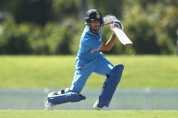 Mandeep Singh made his T20I debut back in 2016