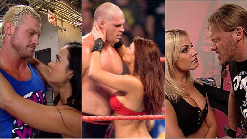 WWE के कपल्स