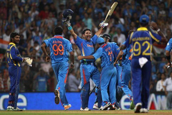 भारतीय टीम ने जीता वर्ल्ड कप