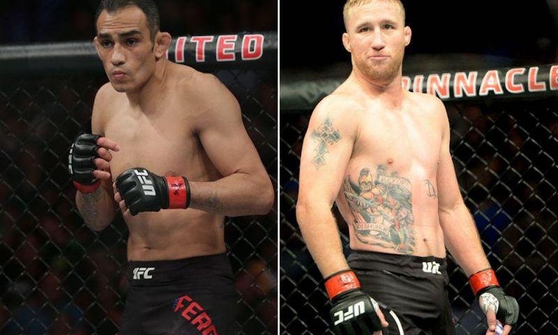 Tony Ferguson vs. Justin Gaethje will be headlining UFC 249