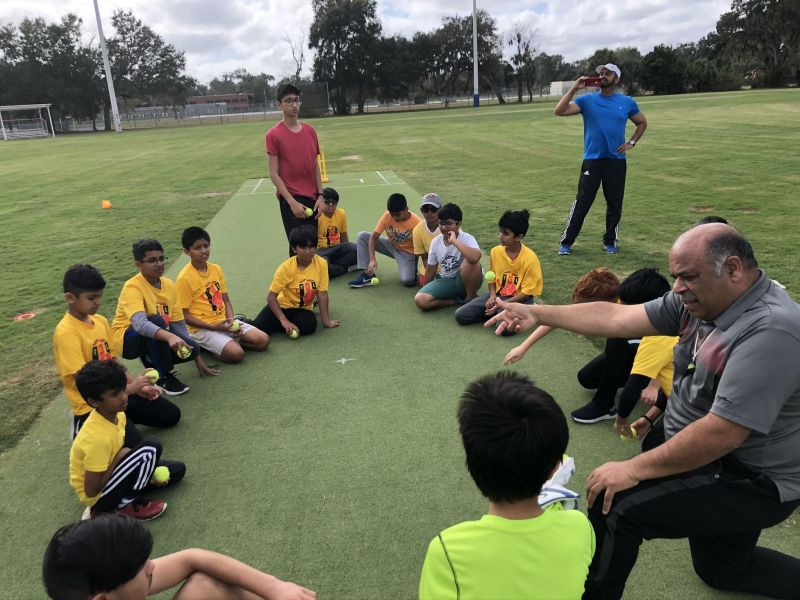 Tampa Cricket League (TCL) - a youth programme