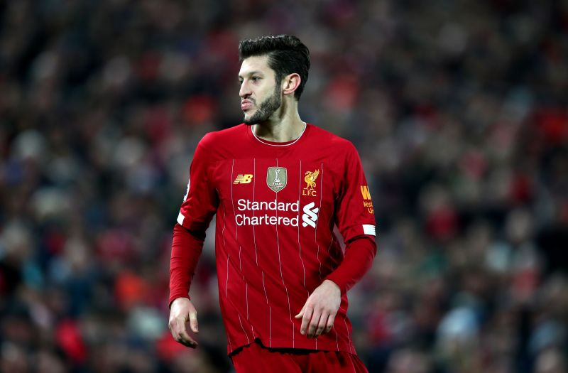 Lallana is surplus to requirements at Anfield