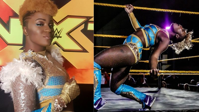 MJ Jenkins discusses her WWE release, losing a loved one to COVID ...