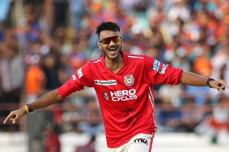 Axar Patel - A left-arm spinner and handy lower-order batsman