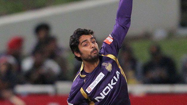 Iqbal Abdulla - The Mumbai left-arm spinner
