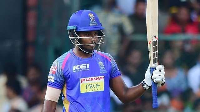 Sanju Samson - The talented wicket-keeper batsman