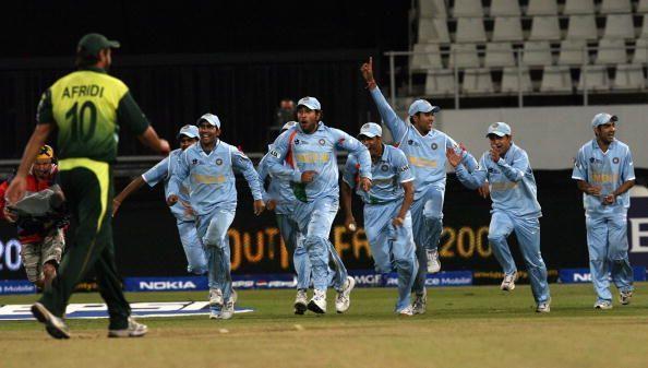 2007 वर्ल्ड टी 20 का ऐतिहासिक टाई मैच