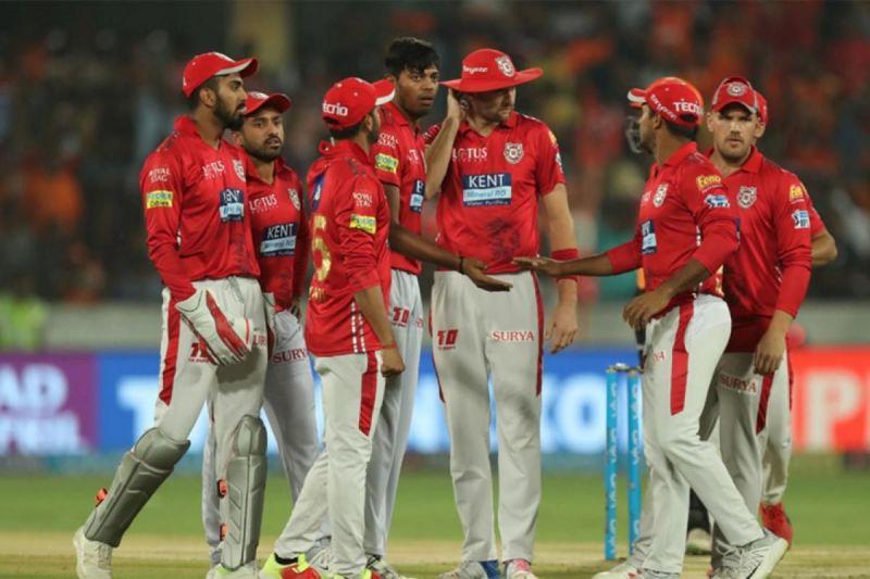 2018 में किंग्स इलेवन पंजाब के खिलाफ केकेआर ने 245 रन बनाये थे