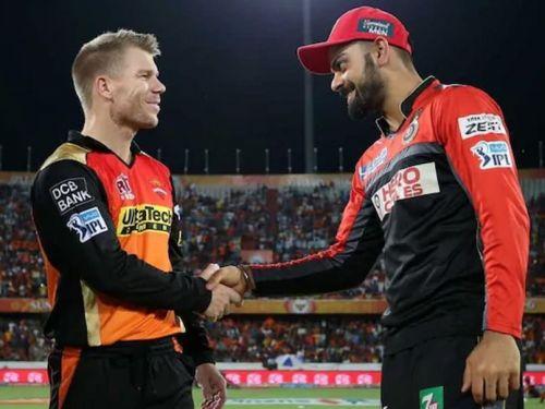 David Warner has enjoyed batting against RCB in the IPL
