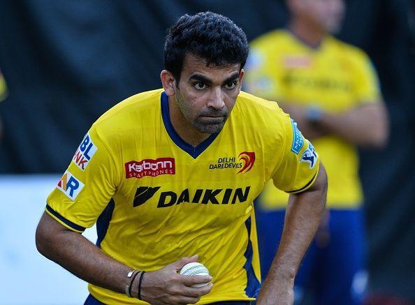 जहीर खान ने दो सीजन में टीम की कप्तानी की है