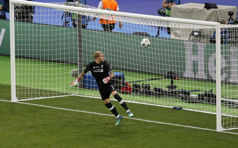 Karius flopped big time in the ill-fated 2018 Champions League final.