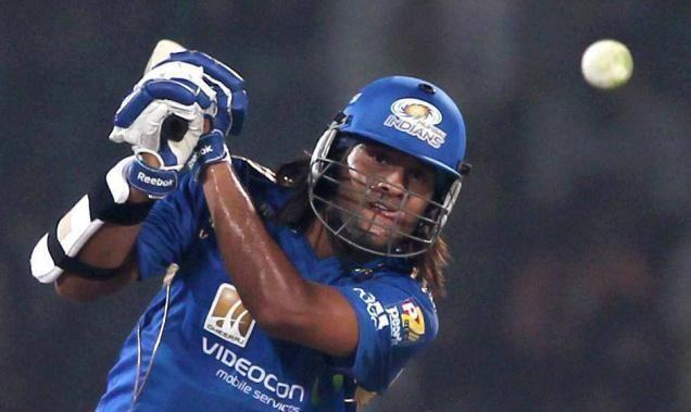 Saurabh Tiwary - The Jharkhand middle-order batsman