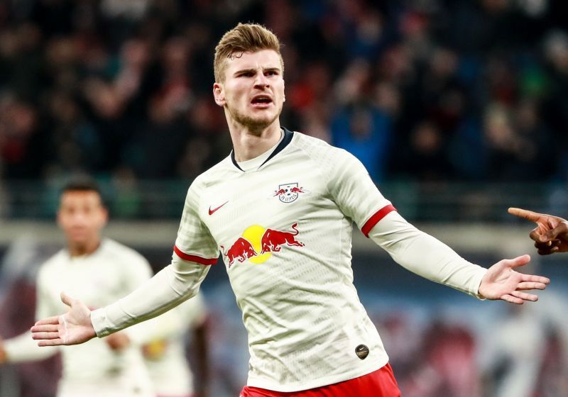Werner is a versatile forward who can play across the forward line