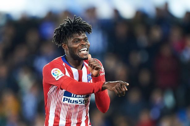 Thomas Partey is one of the best defensive midfielders in the world.