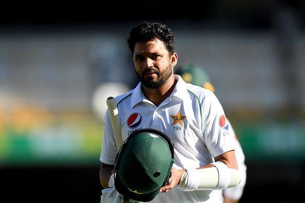पाकिस्तान टीम के कप्तान अज़हर अली