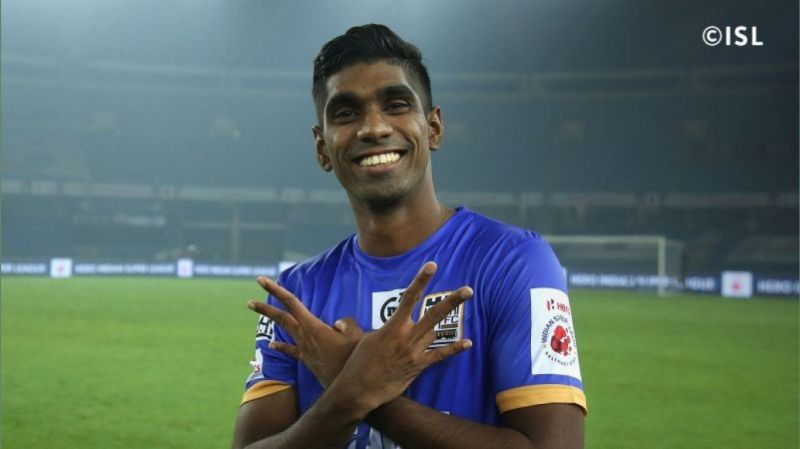 Raynier Fernandes signed an extension which would keep him at the club till 2023
