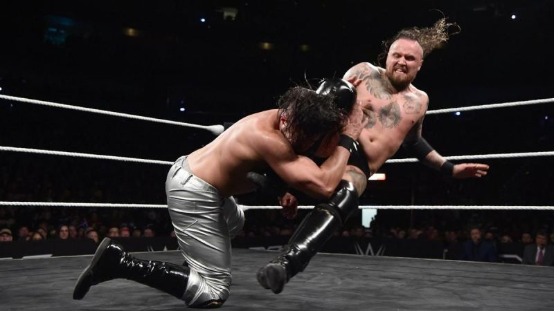 पूर्व NXT रेसलर्स
