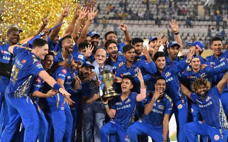 In 2019, Mumbai Indians celebrated their 2nd 1-run IPL final win in three years.