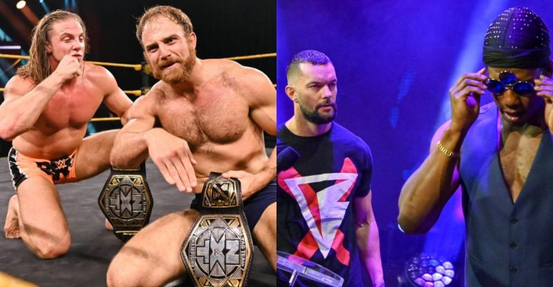 Is NXT ready for all the new rivalries brewing up?