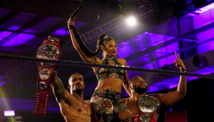 Bianca Belair is meant to be a top star in WWE