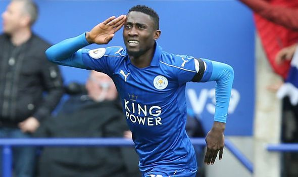 Wilfred Ndidi is the driving force behind Leicester City