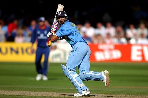 युवराज सिंह ने नेटवेस्ट ट्रॉफी के फाइनल में खेली थी महत्वपूर्ण पारी