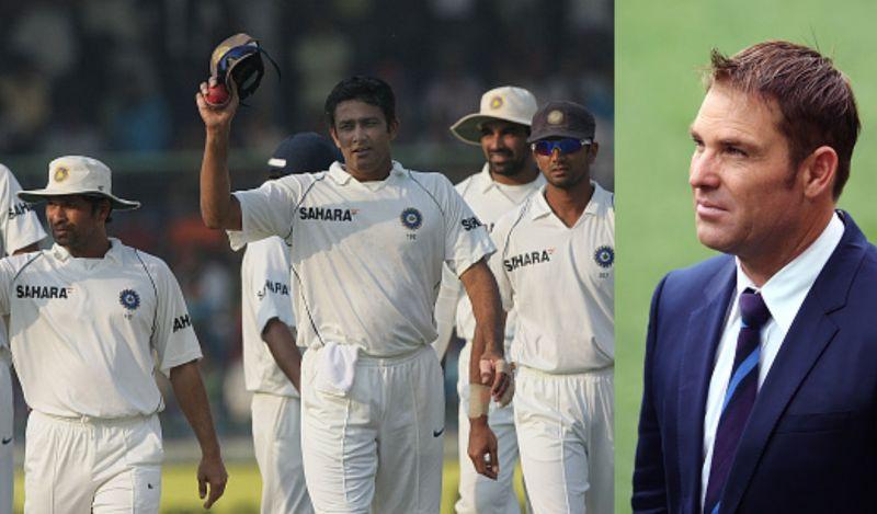 शेन वॉर्न ने चुनी ग्रेटस्ट इंडिया इलेवन