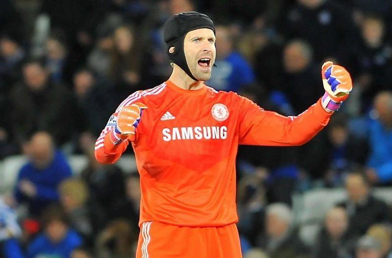 Petr Cech was one of the Premier League