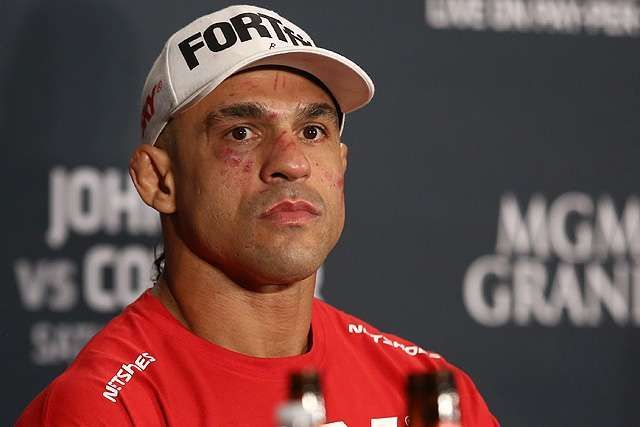 Vitor Belfort will make his ONE Championship debut against Alain Ngalani