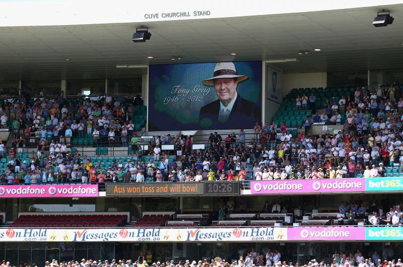 Tony Grieg was loved in the entire cricket world.