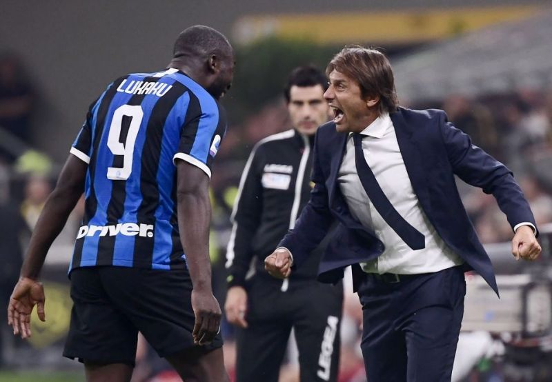 Conte has had an instant impact with Inter Milan