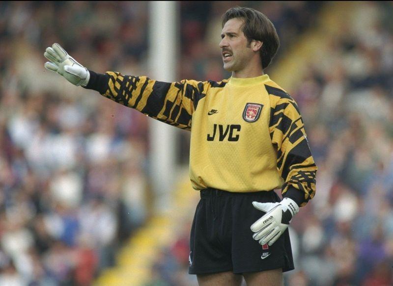 David Seaman kept 130 clean sheets in the Premier League