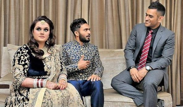 Mandeep Singh cherishes a conversation with MS Dhoni on his wedding day
