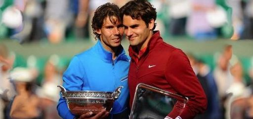 In 2011, Rafael Nadal beat Roger Federer for the third time in a Roland Garros final.