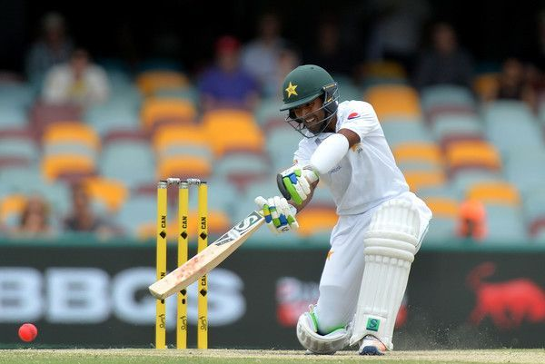 Asad Shafiq played a lone hand in Pakistan