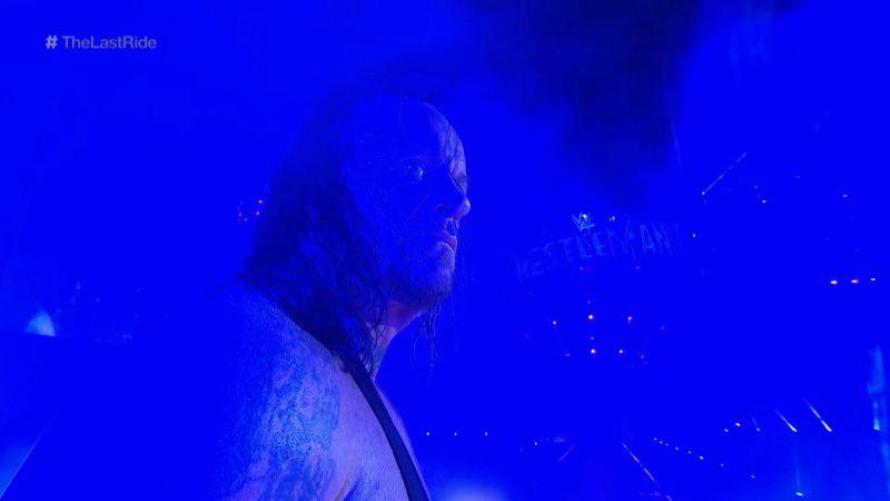 Undertaker retires WrestleMania 33