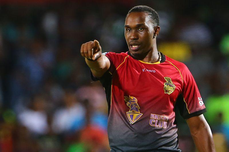 Saint Kitts and Nevis v Trinbago Knight Riders- 2017 HERO Caribbean Premier League
