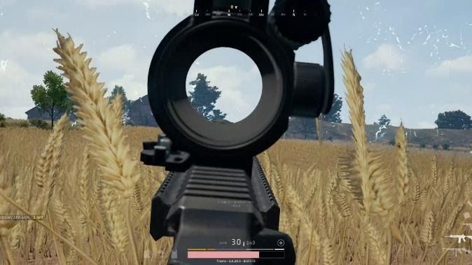 Bots usually have poor aim