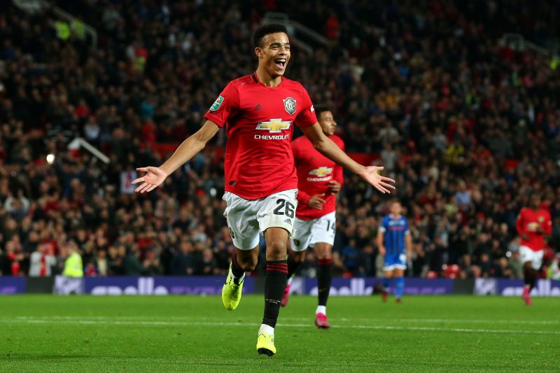 Mason Greenwood has made a phenomenal impact