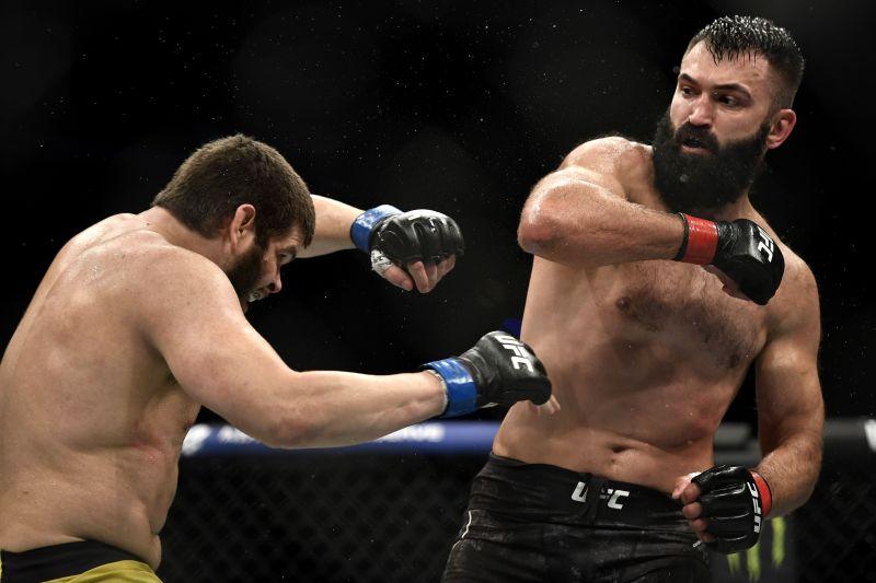 UFC Fight Night Arlovski v Lins