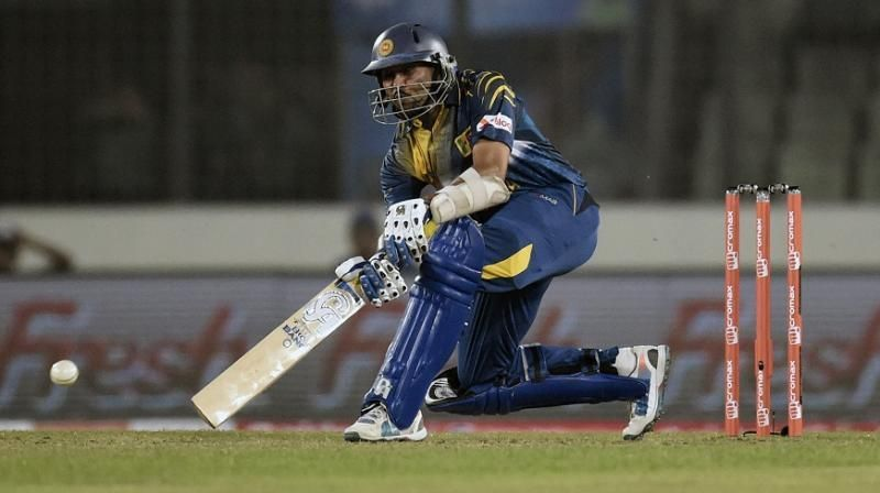The Dilscoop is one the most innovative stroke in Cricket