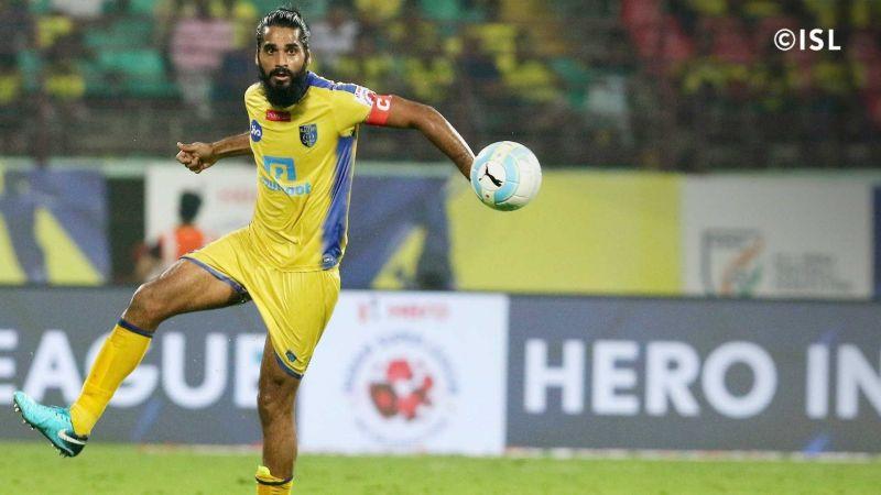 Sandesh Jhingan (Pic courtesy ISL)