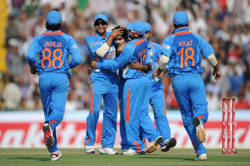 विनय कुमार भारत के लिए आखिरी बार 2013 में खेले थे