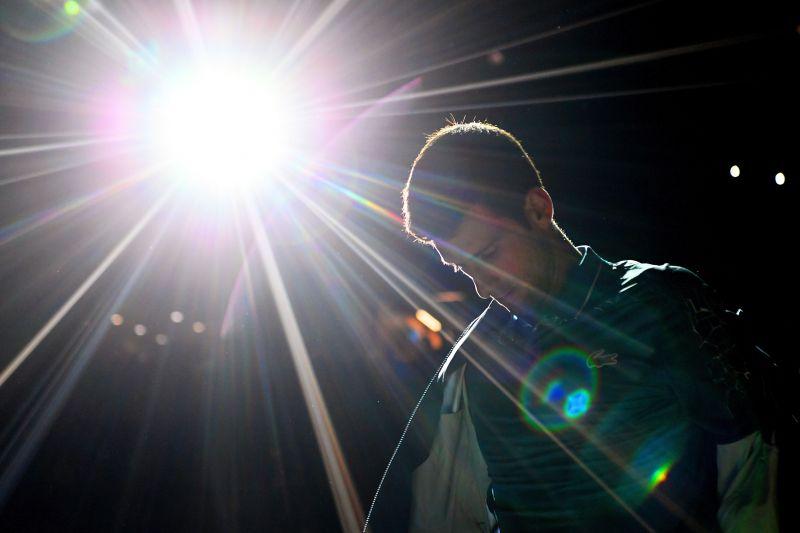 Growing up in the centre of a civil war, Novak Djokovic