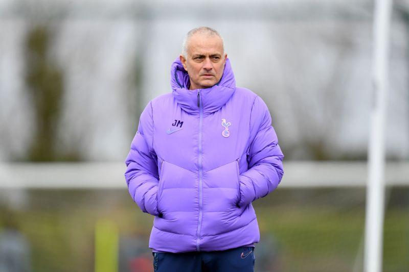 Jose Mourinho returned to the Premier League after the sacking of Mauricio Pochettino